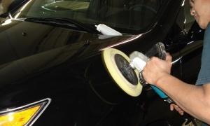 фото сделать полировку автомобиля