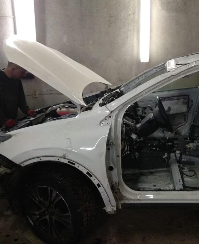 фото ремонт кузова саратов