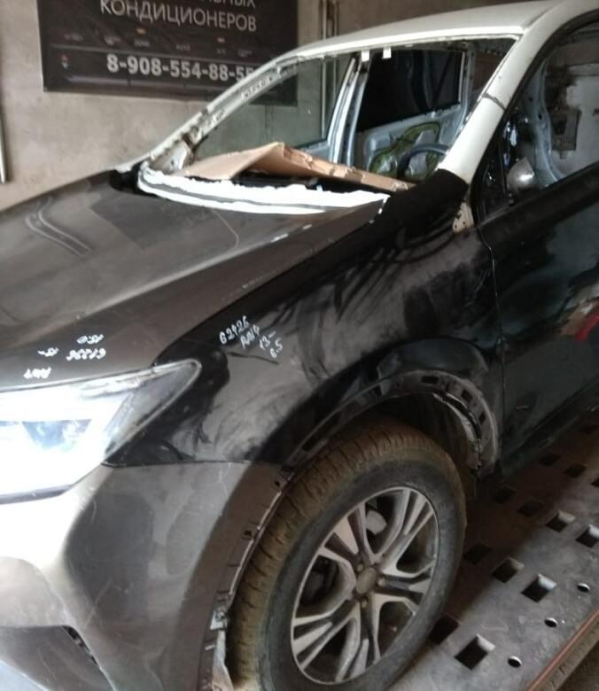 фото результат ремонта кузова авто