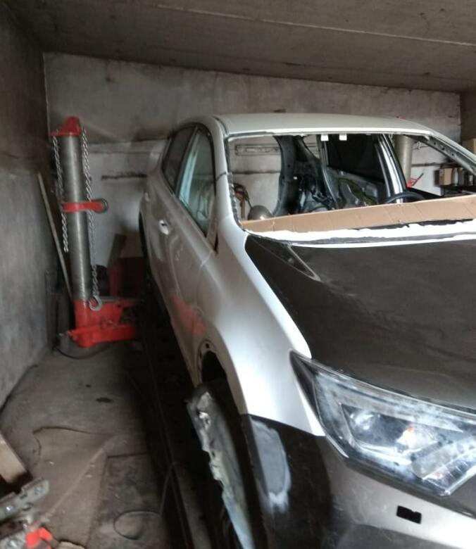 фото после ремонта кузова авто