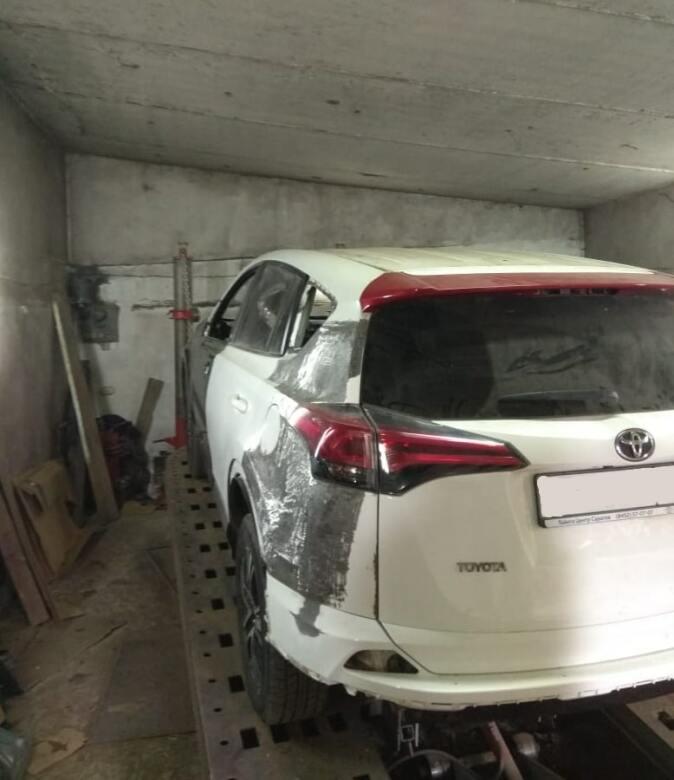 фото кузовной ремонт авто саратов